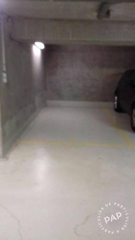 Location Garage, parking Paris 11E  120€