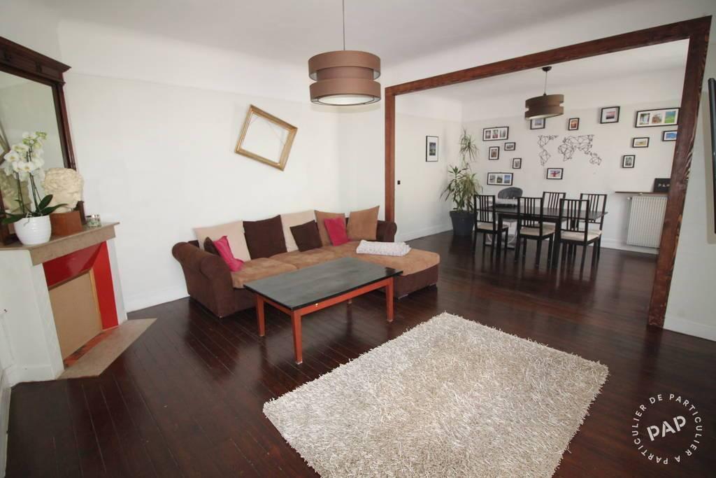 Vente appartement 5 pièces Le Mesnil-Aubry (95720)