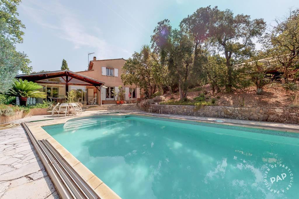Vente Maison Pegomas (06580) 215m² 1.150.000€