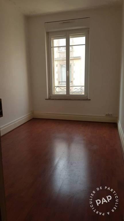 Location Appartement Nancy (54)