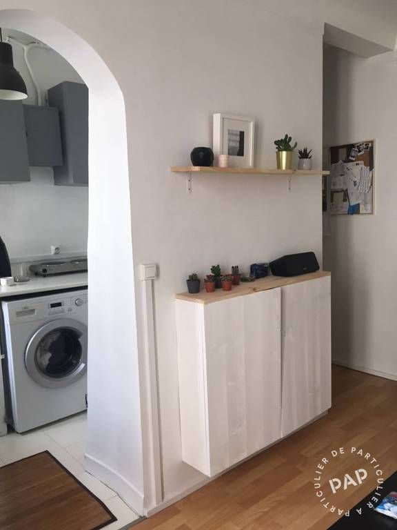 Location immobilier 675 € Montrouge (92120)