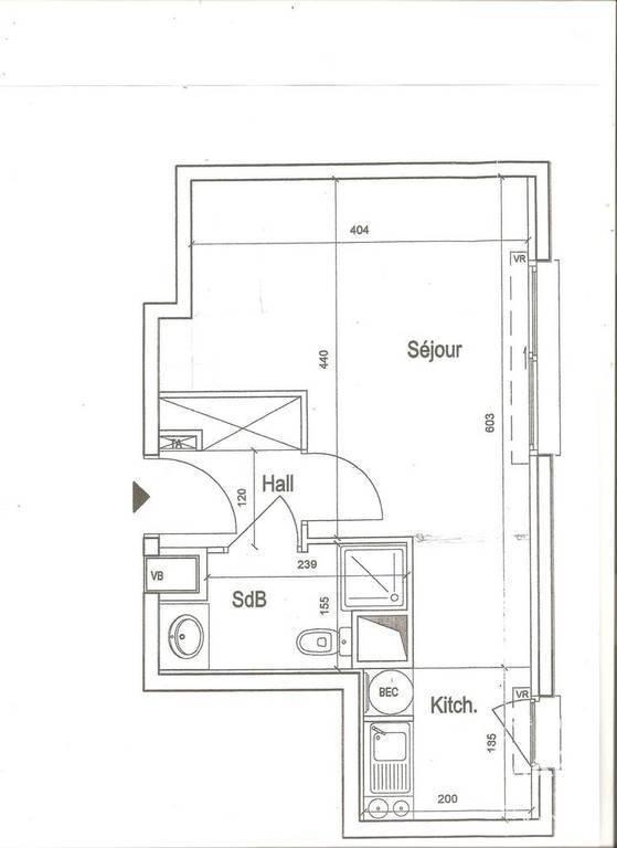 Vente immobilier 145.000€ Saint-Cyr-L'école