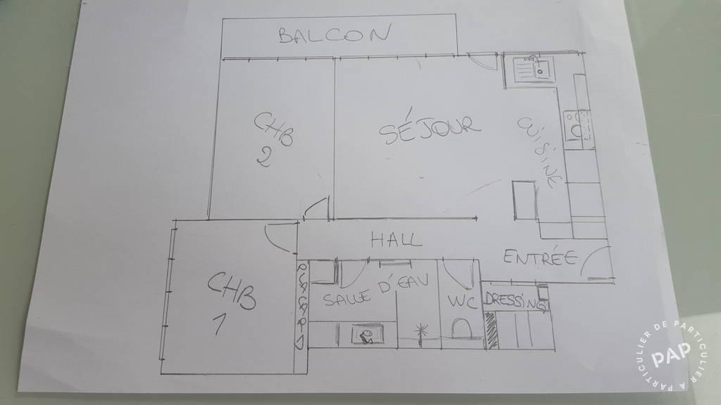 Appartement 169.000€ 64m² Marseille 12E