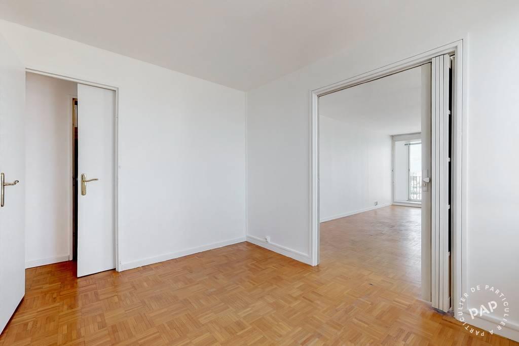Immobilier Paris 19E 560.000€ 62m²