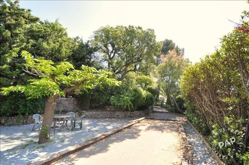 Vente Appartement Avec Jardin  - Vue Mer  - Saint-Raphael (83) 220m² 850.000€