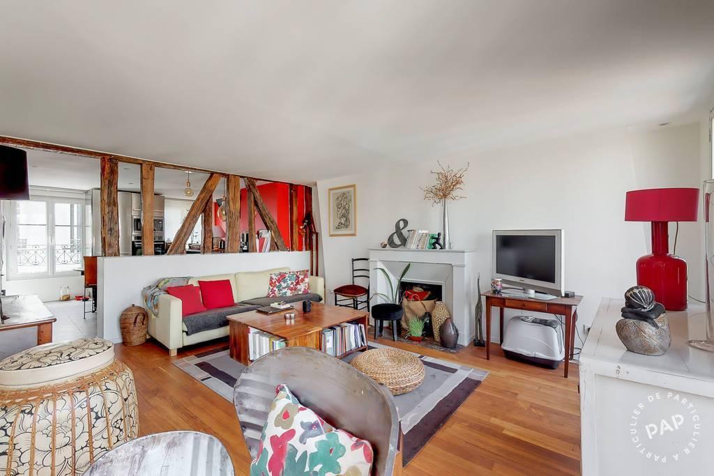Vente Appartement Paris 5E 68m² 890.000€