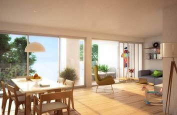 Vente appartement 4pièces 99m² Montpellier (34) - 439.000€
