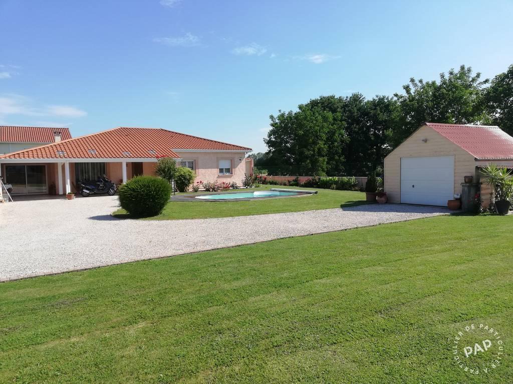 Vente Maison Borderes-Sur-L'echez (65320) 120m² 280.000€
