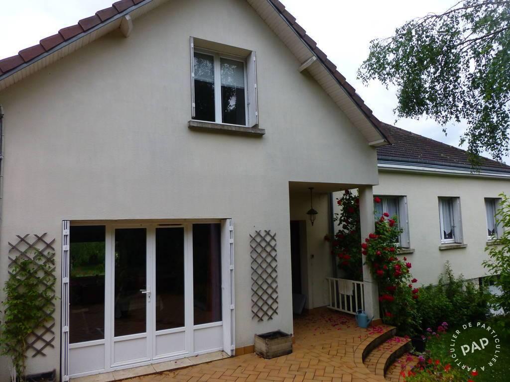 Vente maison 7 pièces Châteaudun (28200)