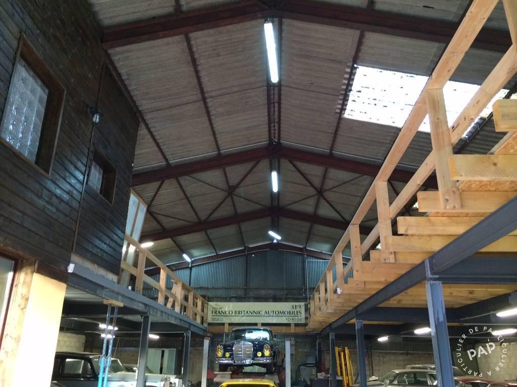 Vente Immeuble Sivry-Courtry / Limitrophe Melun 500m² 335.000€