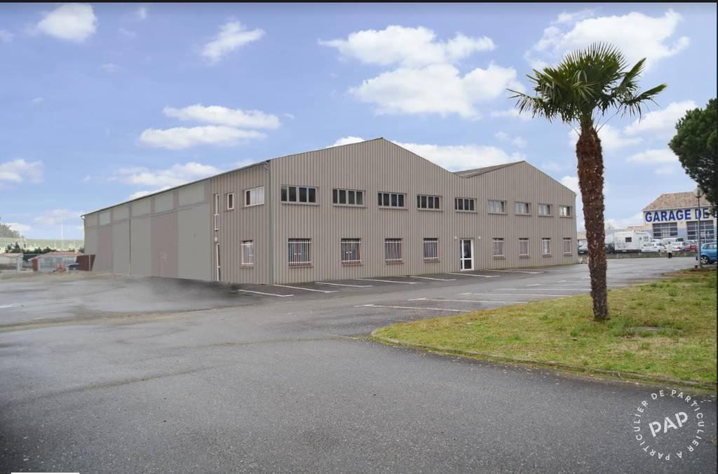Location Bureaux et locaux professionnels Labarthe-Sur-Leze (31860) 200m² 2.400€