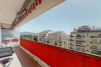 Vente appartement 2pièces 61m² Nice (06) - 168.000€