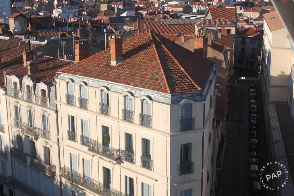 Location Appartement Beziers (34500) 53m² 560€