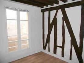Location meublée studio 15m² Paris 1Er - 750€