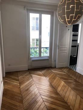 Location appartement 2pièces 34m² Paris 16E - 1.200€
