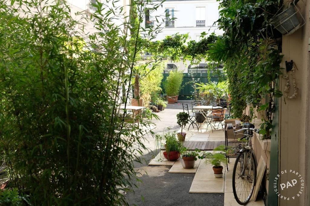Vente maison 5 pièces Paris 11e
