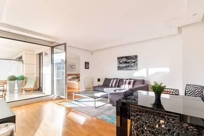 Location meublée appartement 2pièces 50m² Levallois-Perret - 1.990€