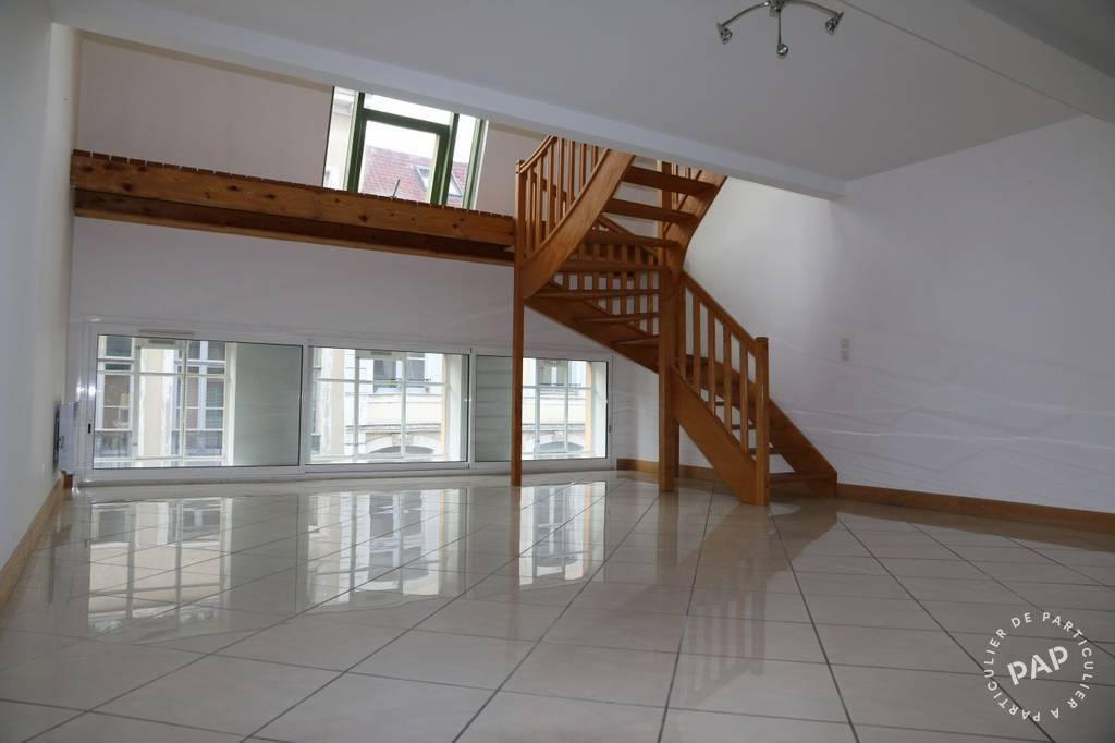 Location Appartement Lille (59) 92m² 1.380€