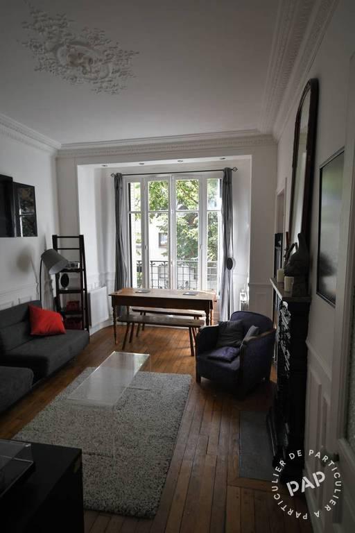 Vente appartement 3 pièces Paris 12e
