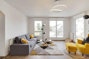 Location meublée appartement 3pièces 81m² Nantes (44) - 1.600€