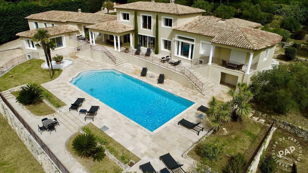Vente Maison Le Rouret (06650) 620m² 2.990.000€