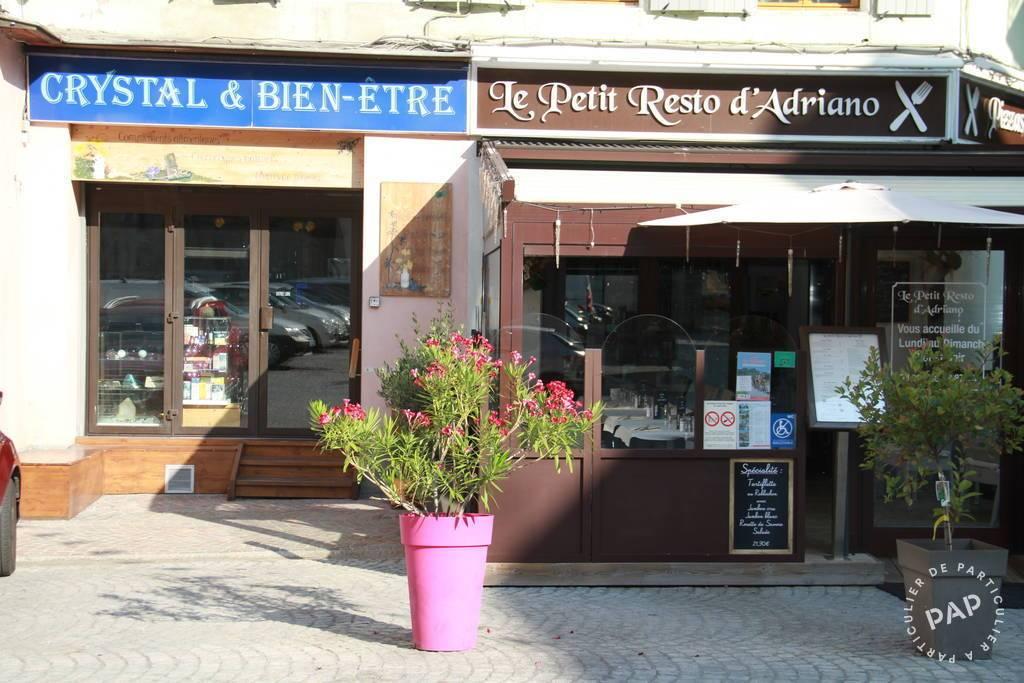 Vente et location Local commercial Moûtiers 52m² 100.000€