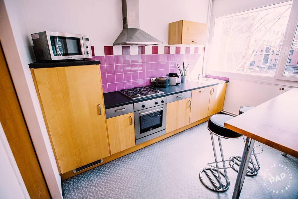 Vente Appartement Lille (59) 53m² 205.000€