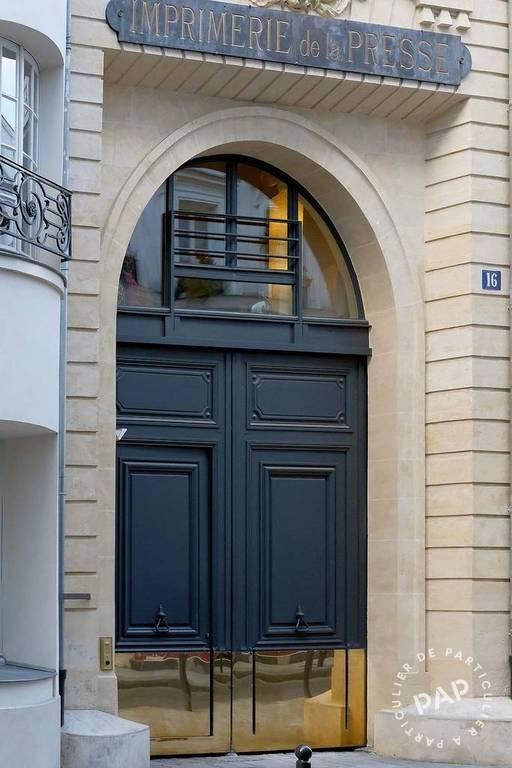 Location Appartement Paris 2E 62m² 2.280€