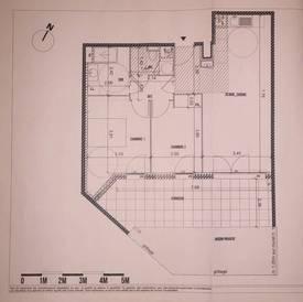Vente appartement 3pièces 60m² Marseille 12E - 249.000€