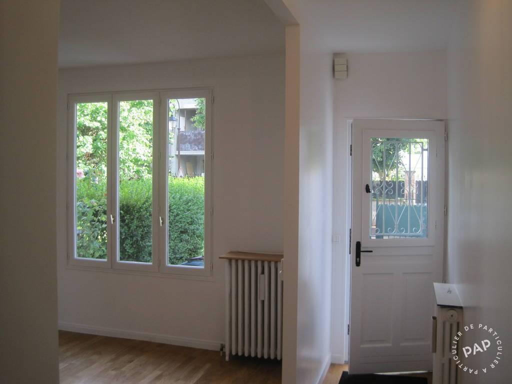 Location Maison Saint-Cloud (92210) 70m² 1.800€