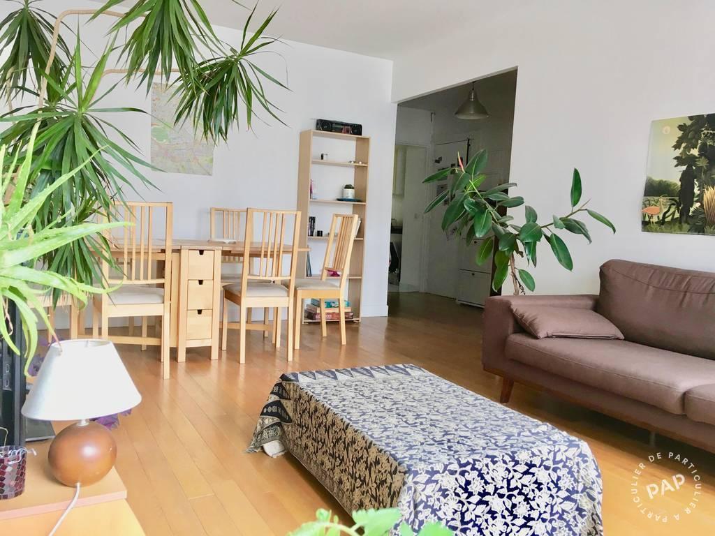 Vente Appartement Paris 19E 78m² 720.000€