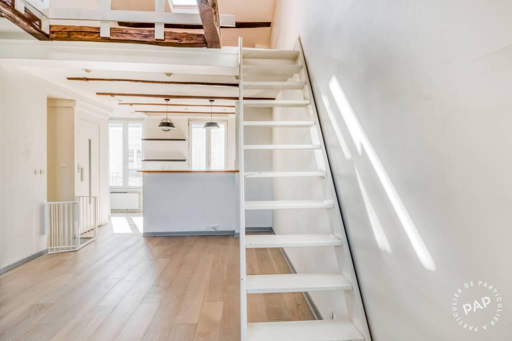 Vente immobilier 1.225.200€ Paris 18E