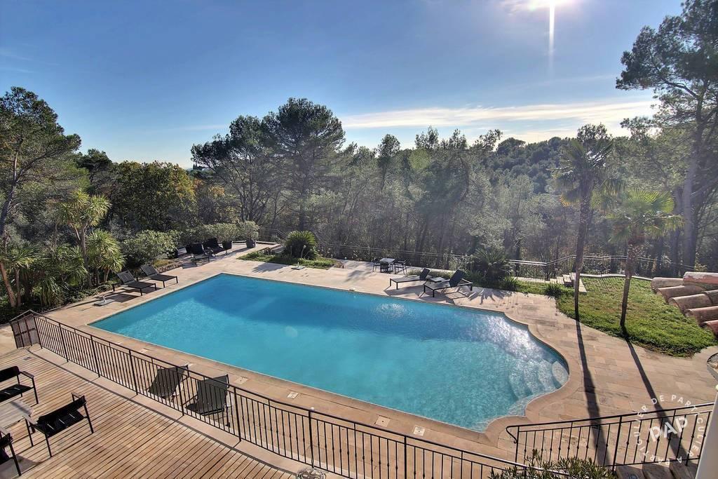 Vente immobilier 2.990.000€ Le Rouret (06650)