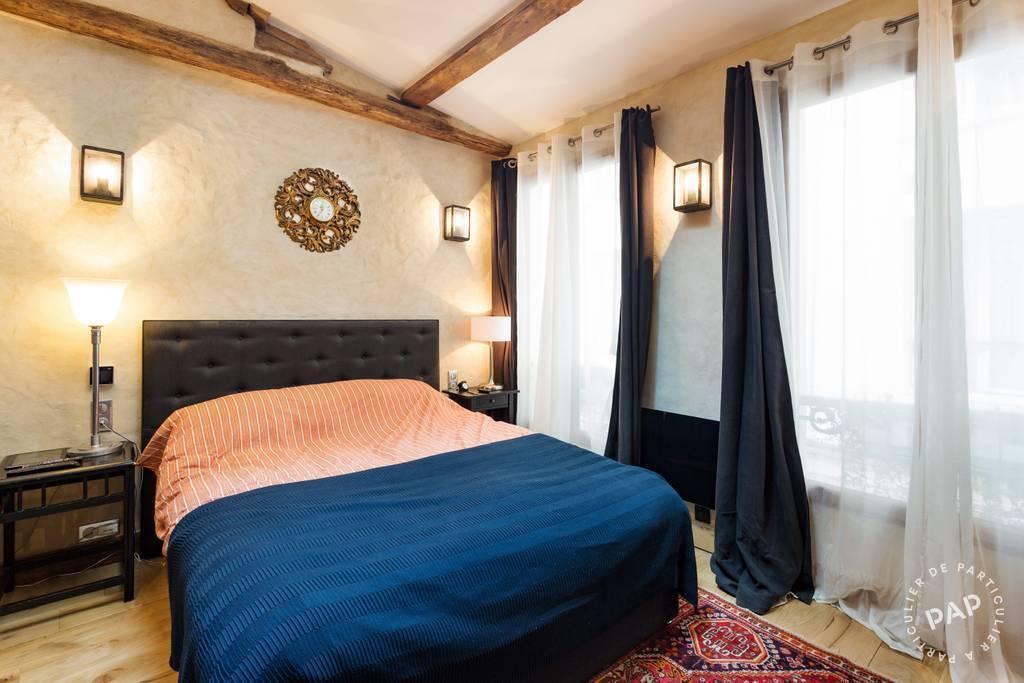 Appartement 625.000€ 56m² Paris 11E