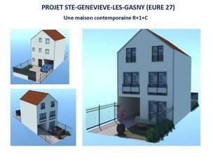Sainte-Genevieve-Les-Gasny (27620)