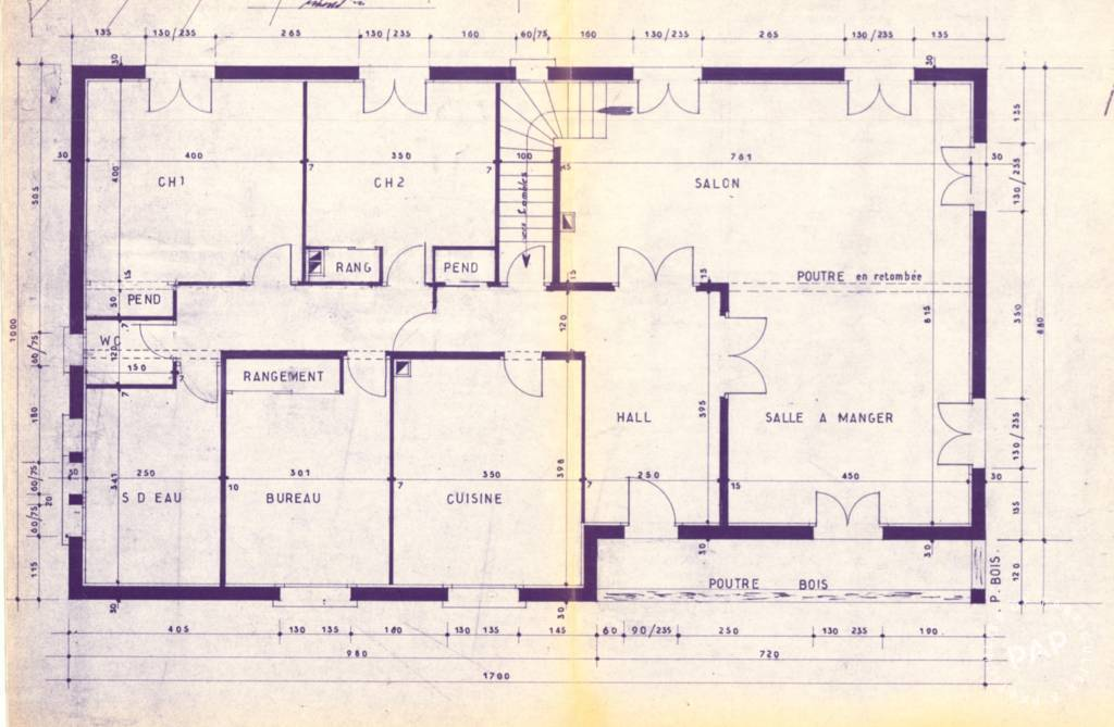 Immobilier Perigueux (24000) 230.000€ 206m²