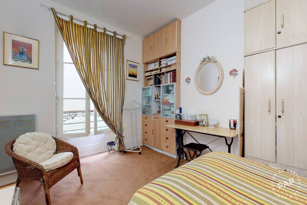 Immobilier Paris 14E 550.000€ 50m²