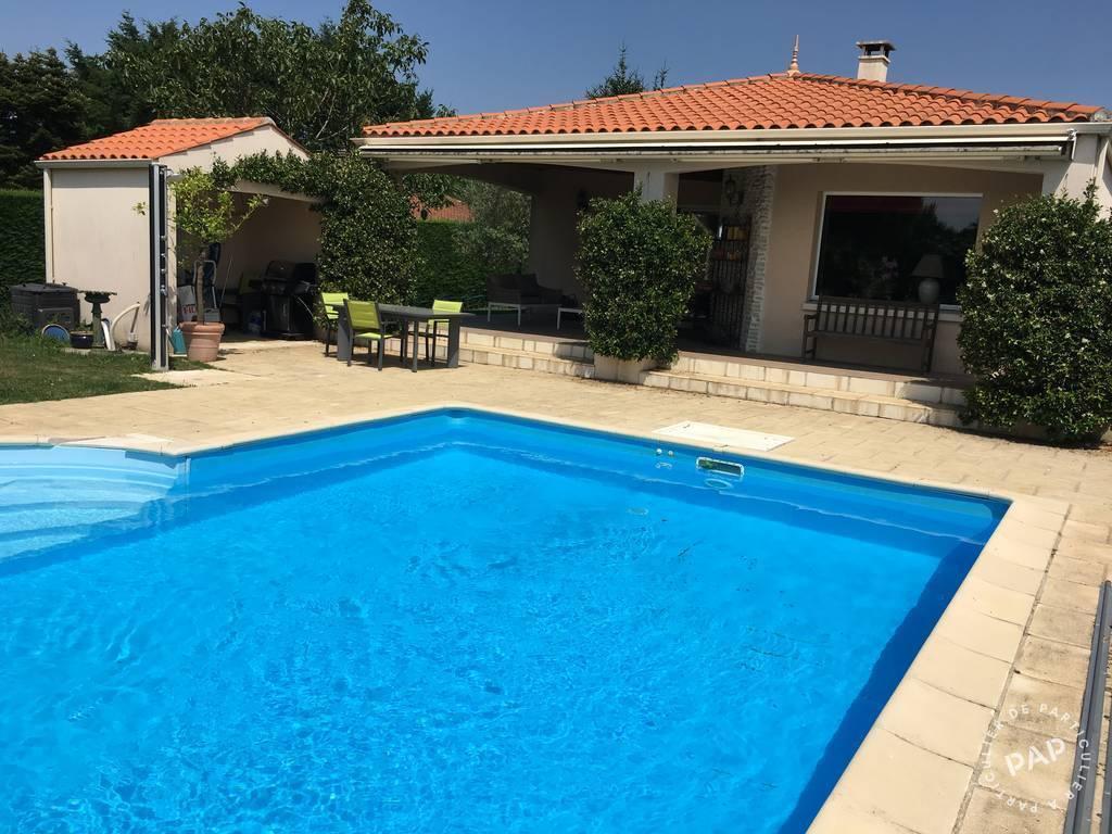 Vente Maison Lussant (17430) 180m² 345.000€