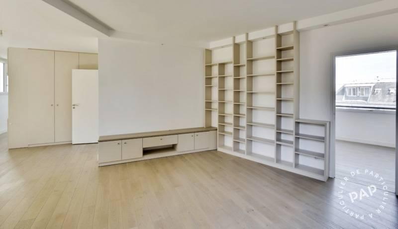 Location Appartement Paris 16E 86m² 2.650€