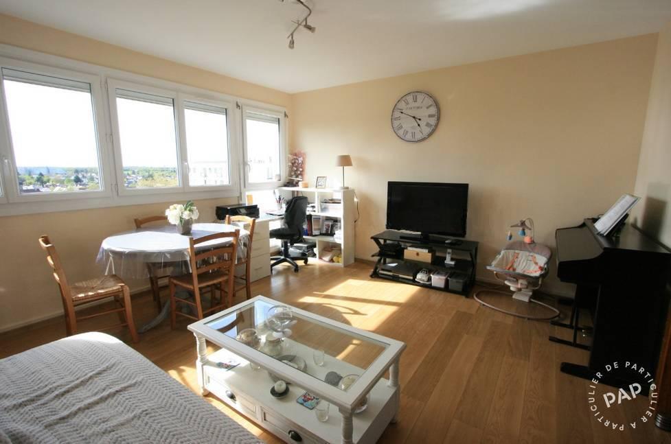 Vente Appartement Orleans (45) 64m² 69.900€