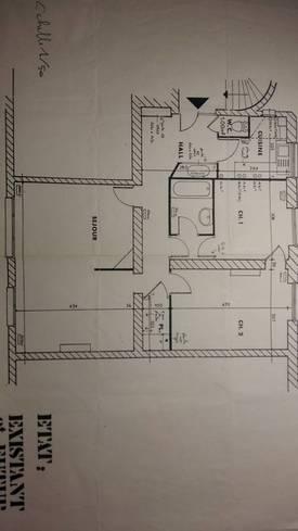 Location appartement 4pièces 74m² Levallois-Perret (92300) - 1.680€