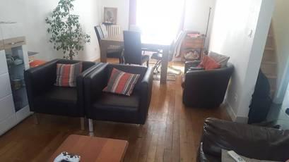 Location maison 80m² Cormeilles-En-Parisis (95240) - 1.300€