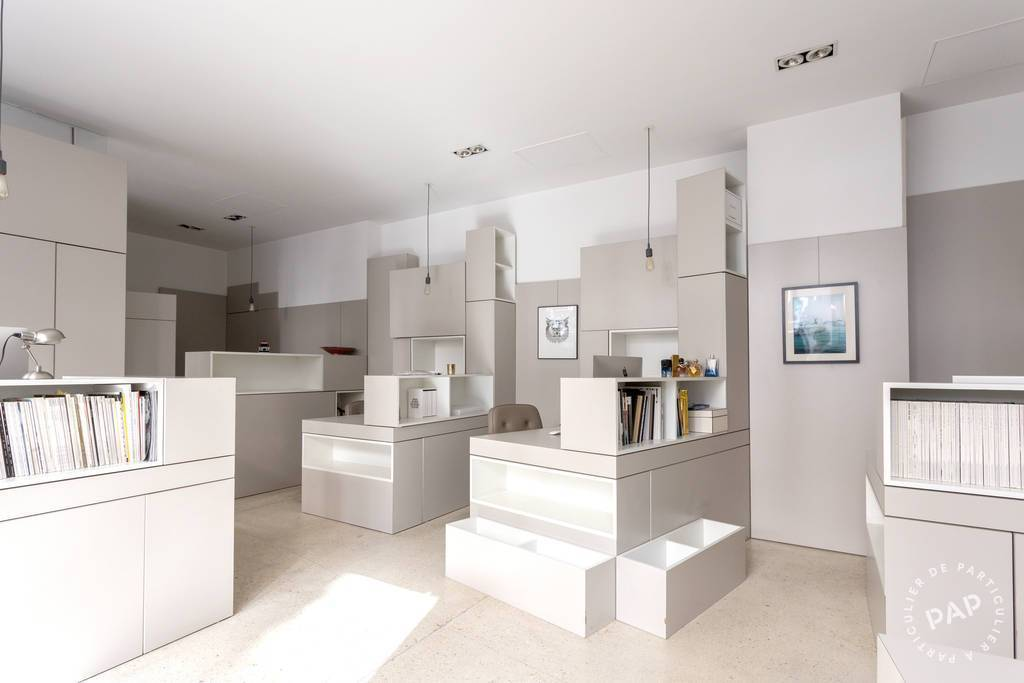 Location Bureaux et locaux professionnels Paris 18E 60m² 450€