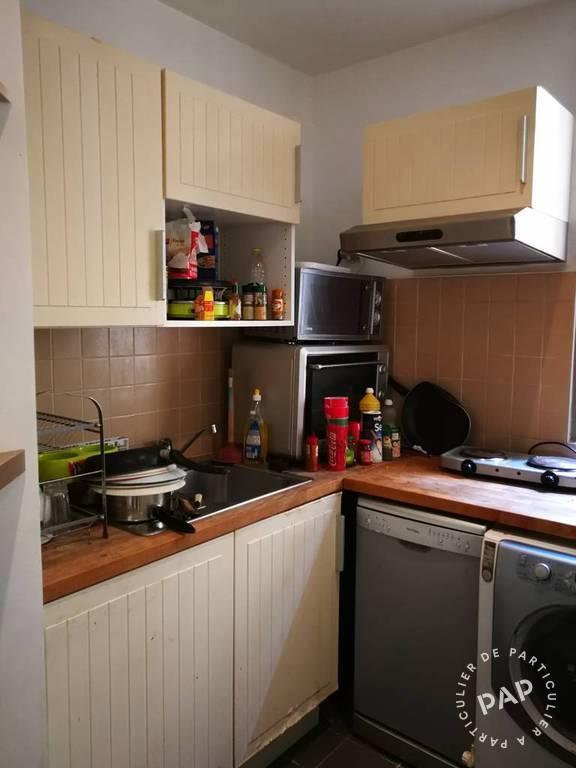 Vente appartement studio Saint-Ouen (93400)