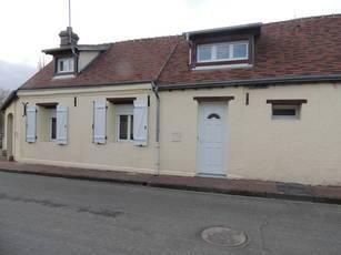Location meublée maison 64m² L'habit (27220) - 690€