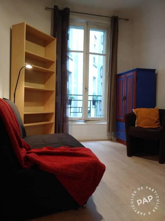 Location Appartement Paris 20E 15m² 701€