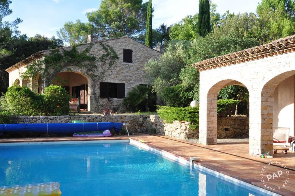Vente Maison Carces (83570) 200m² 645.000€
