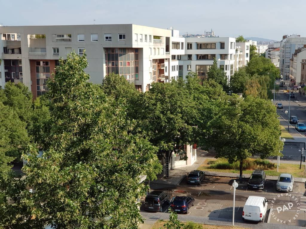 Vente Appartement Lyon 7E 88m² 420.000€