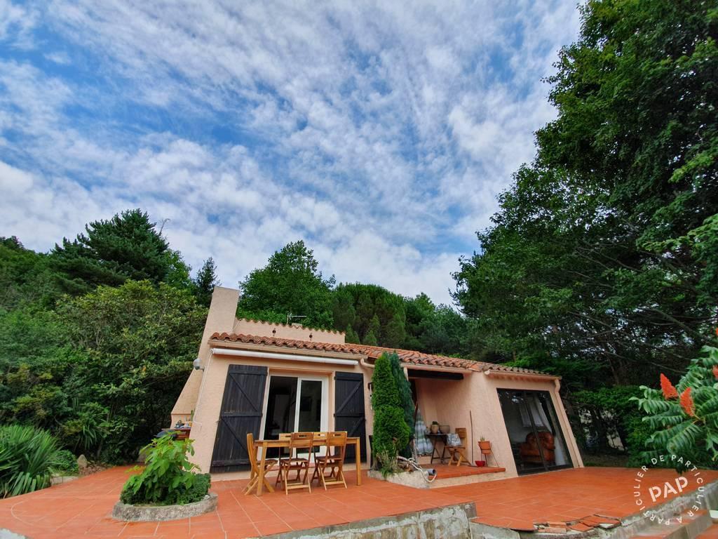 Vente Maison Montbolo (66110) 86m² 219.000€