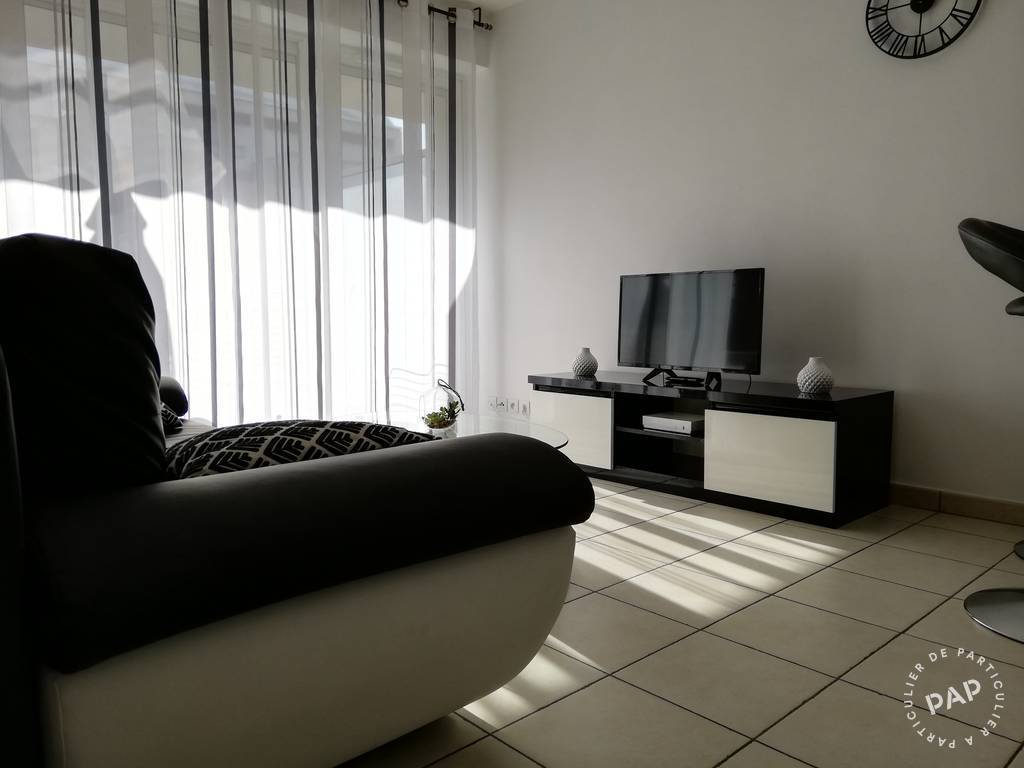 Location Appartement Villeneuve-Loubet (06270) 35 m² 950 €